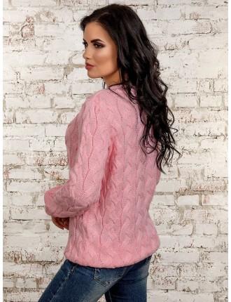 Джемпер50261(розовый)