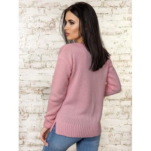Джемпер50305(цвет Розовый)