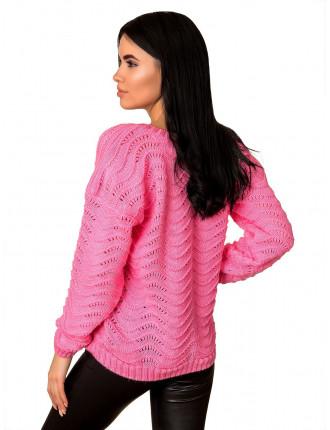 Джемпер 50508 (цвет Розовый)