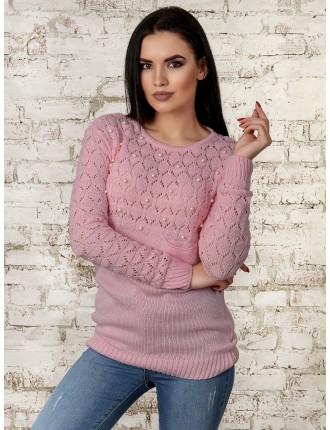 Джемпер70266(розовый)