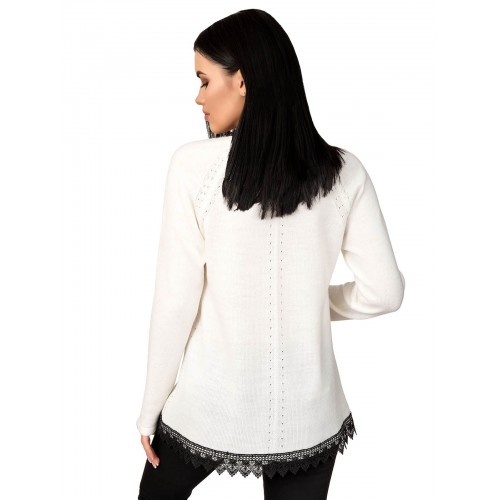 Джемпер70450(цвет Белый)