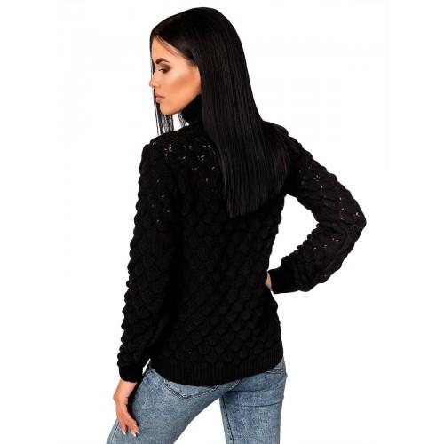 Джемпер70454(цвет Черный)
