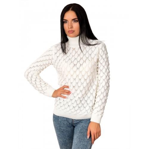 Джемпер70454(цвет Белый)