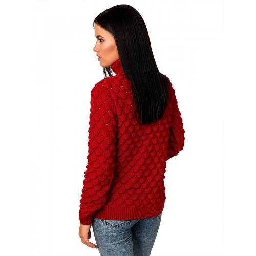 Джемпер70454(цвет Красный)