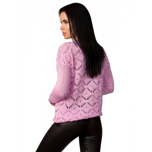 Джемпер 70513 (цвет Розовый)