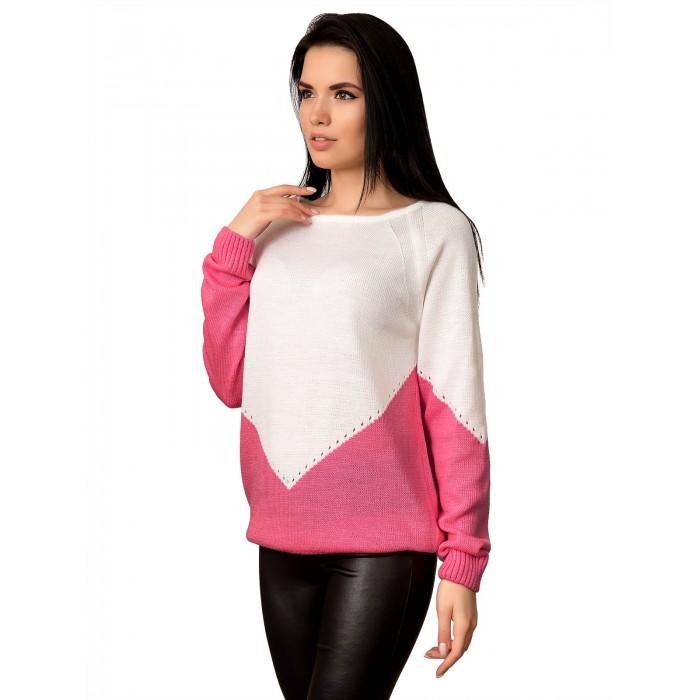 Джемпер 70518 (цвет Розовый)
