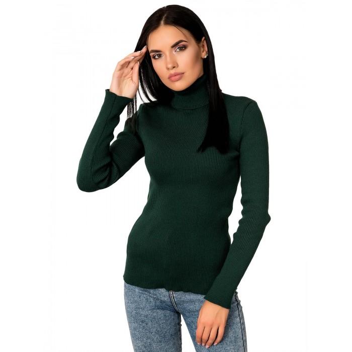 Кофта12463(цвет Темный-Зеленый)