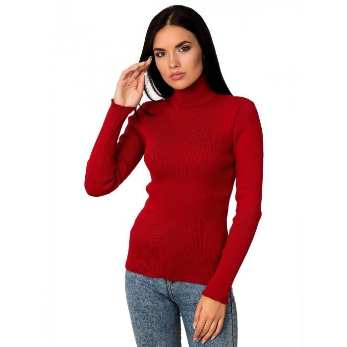Кофта12463(цвет Красный)