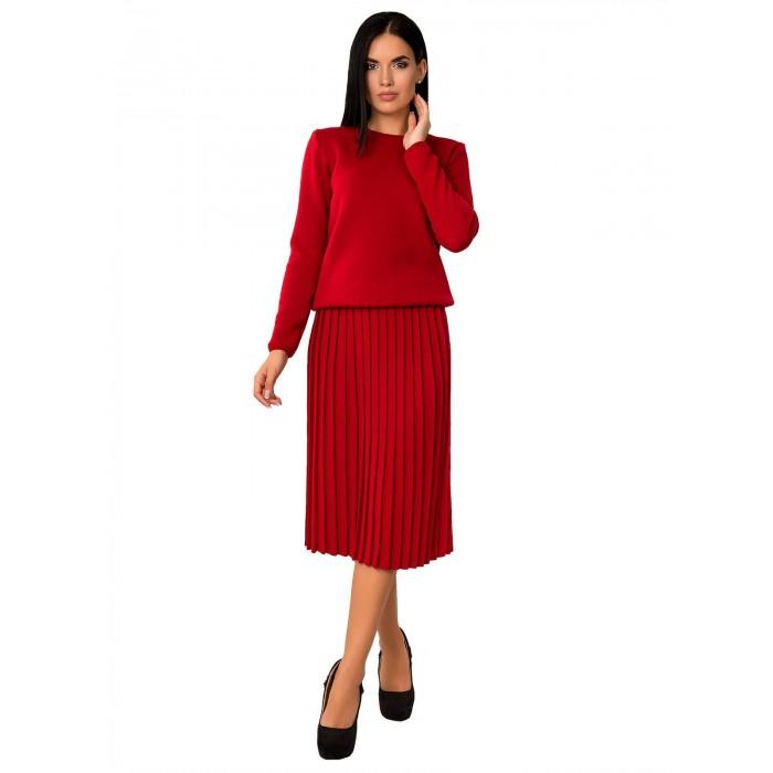 Костюм12469(цвет Красный)