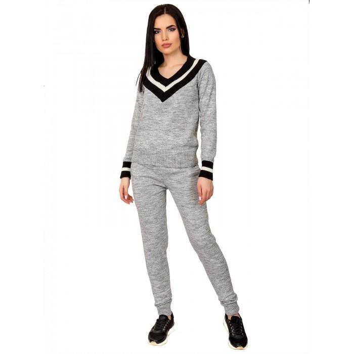 Костюм70433(цвет Серый)