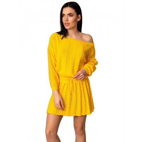 Костюм70448(цвет Желтый)состав:Хлопок
