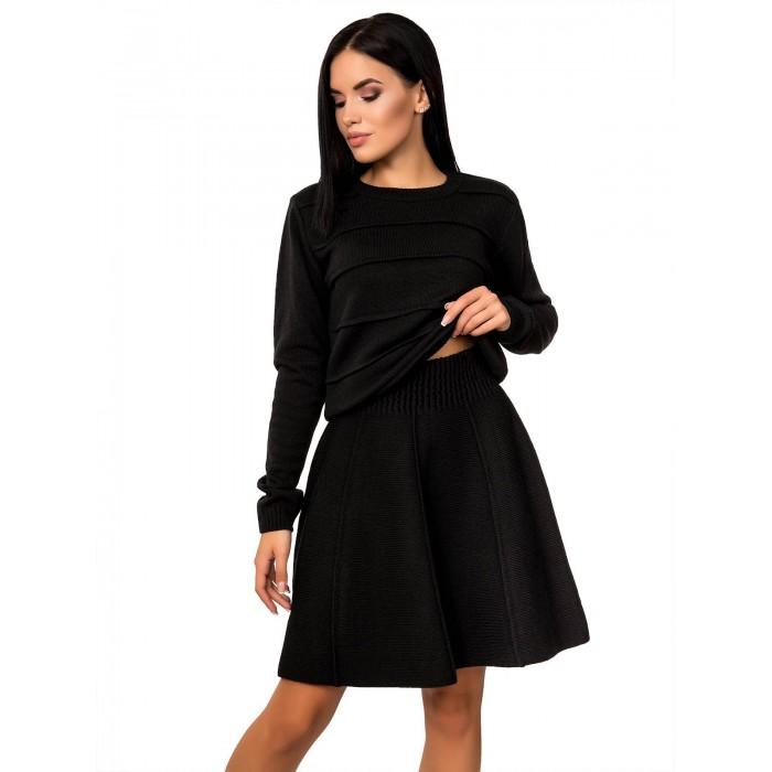 Костюм70451(цвет Черный)