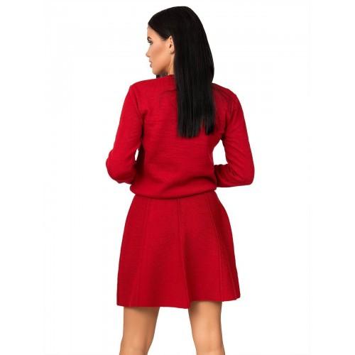 Костюм70451(цвет Красный)