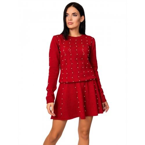 Костюм70452(цвет Красный)