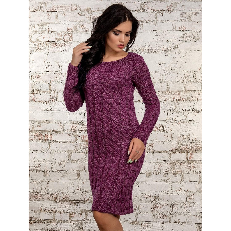 Платье50247(фуксия) PLV