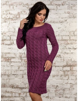 Платье50247(фуксия)