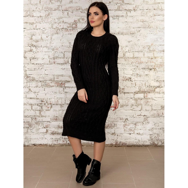 Платье50277(черный) PLV