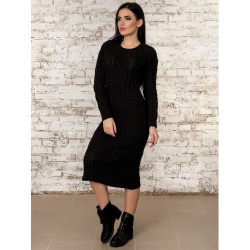 Платье50277(черный)