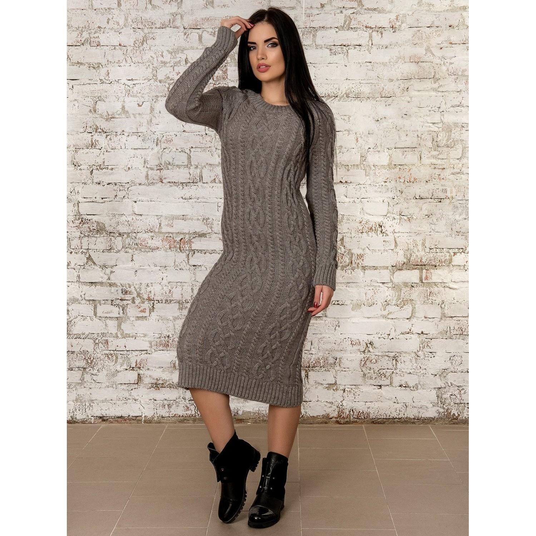 Платье50277(мокко) PLV
