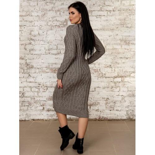 Платье50277(мокко)