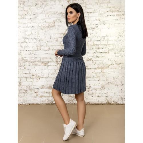 Платье50278(Джинс)