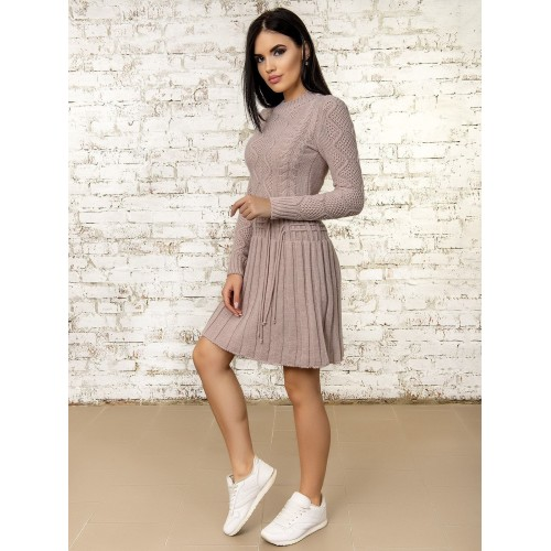Платье 50278 (Светлая-Пудра)