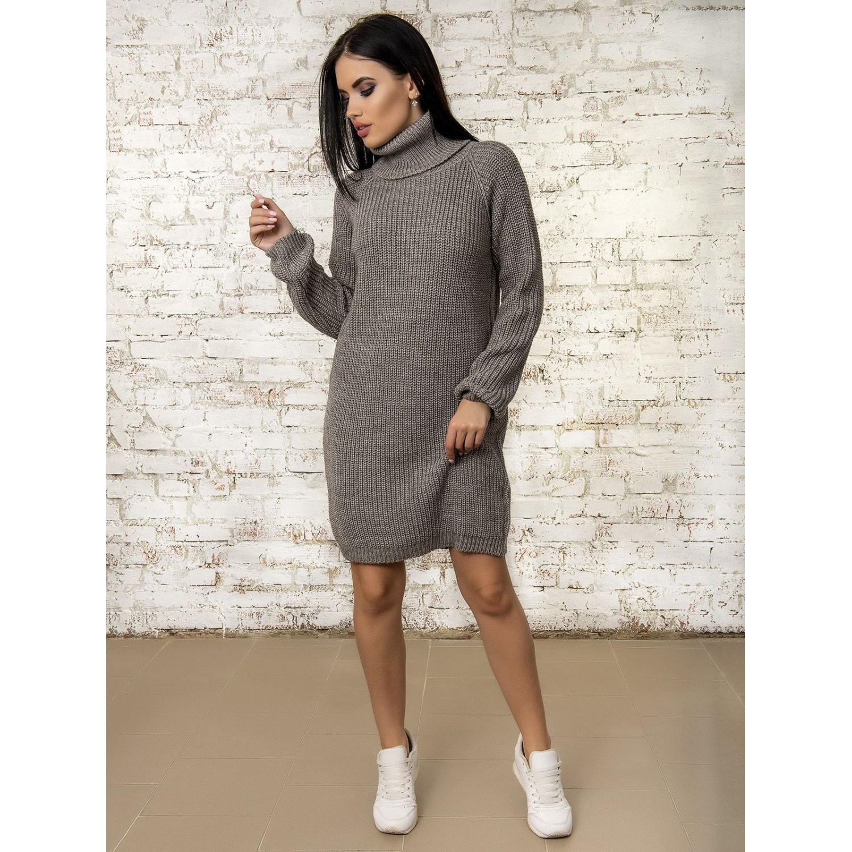 Платье50283(цвет Мокко) PLV
