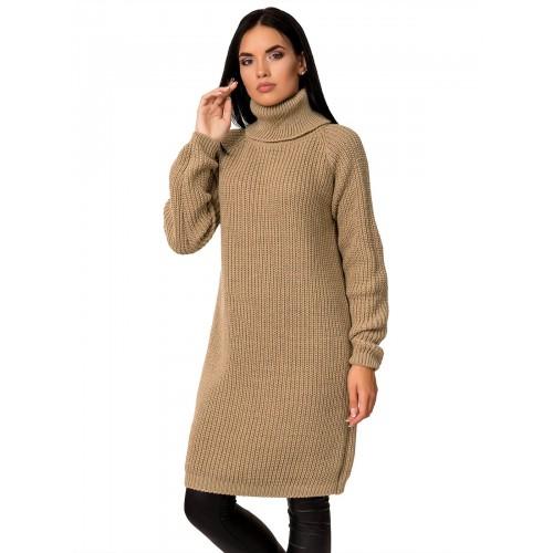 Платье50283(цвет Карамельный)
