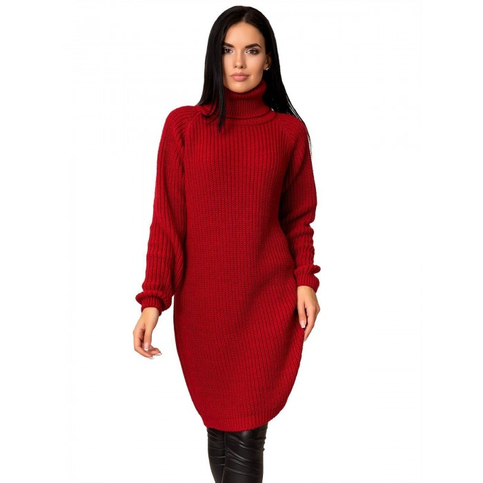Плаття50283 (колір Червоний)