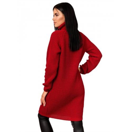 Платье50283(цвет Красный)