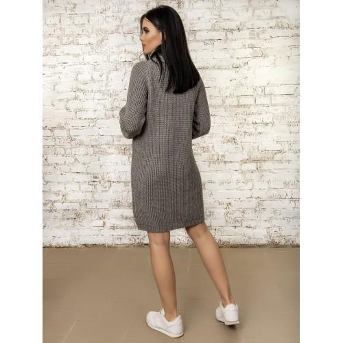 Платье50283(цвет Мокко)