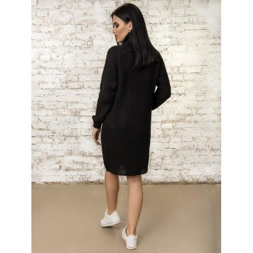 Платье50283(цвет Черный)