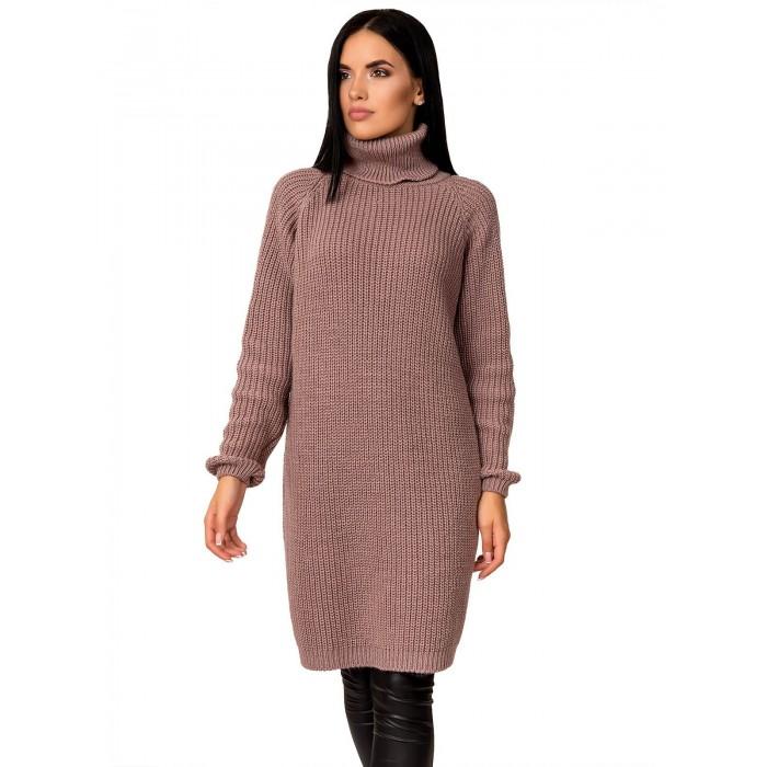 Платье50283(цвет Пудровый)