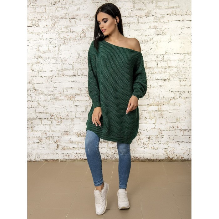 Платье 50293 (цвет Зеленый)