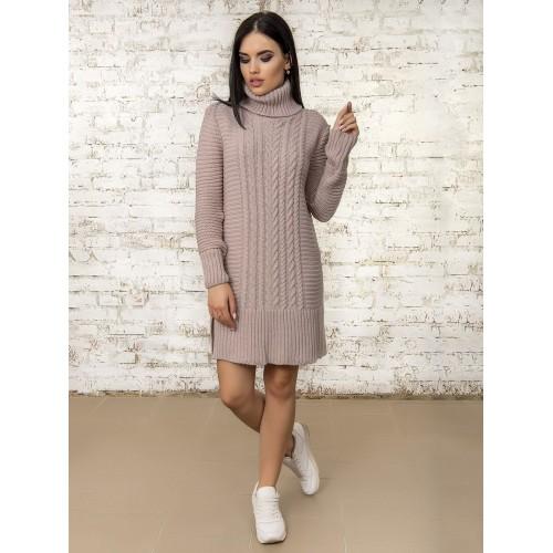 Платье 50295 (цвет Светлая Пудра)