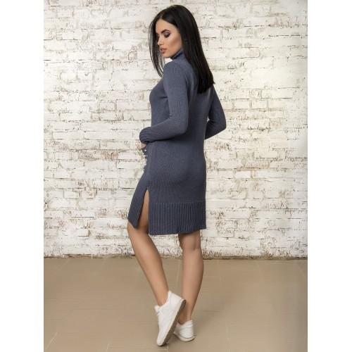 Платье50303(цвет Джинс)