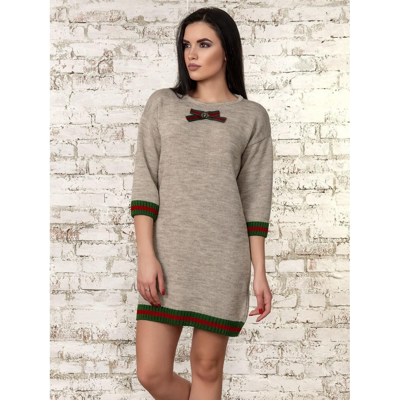 Платье (бежевый) 70289 PLV
