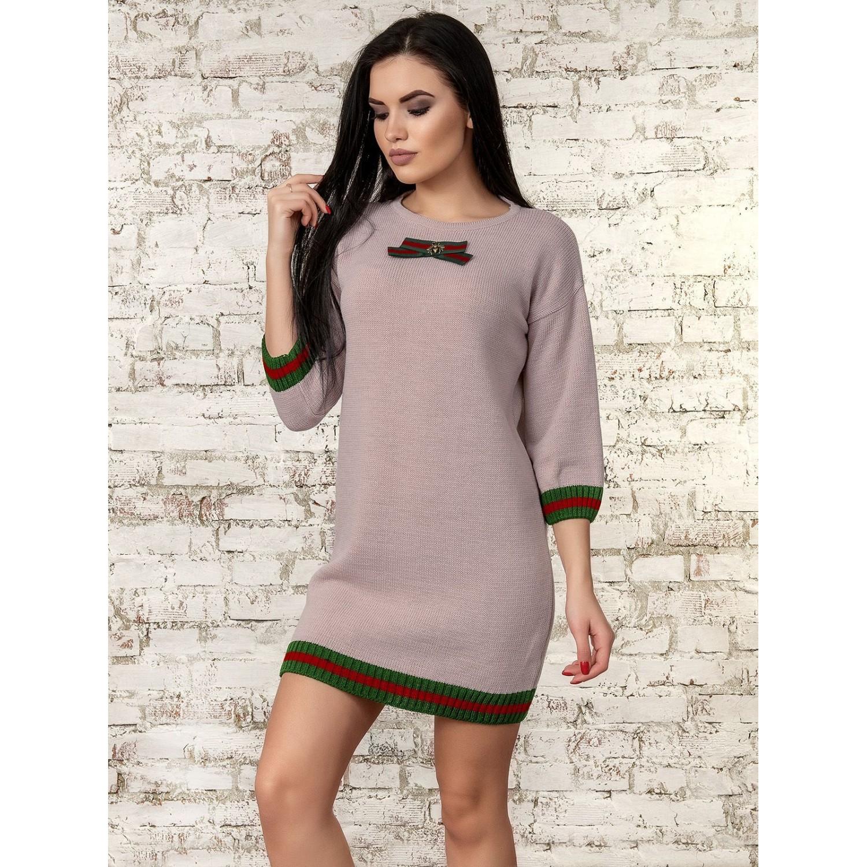 Платье (светлая пудра) 70289 PLV