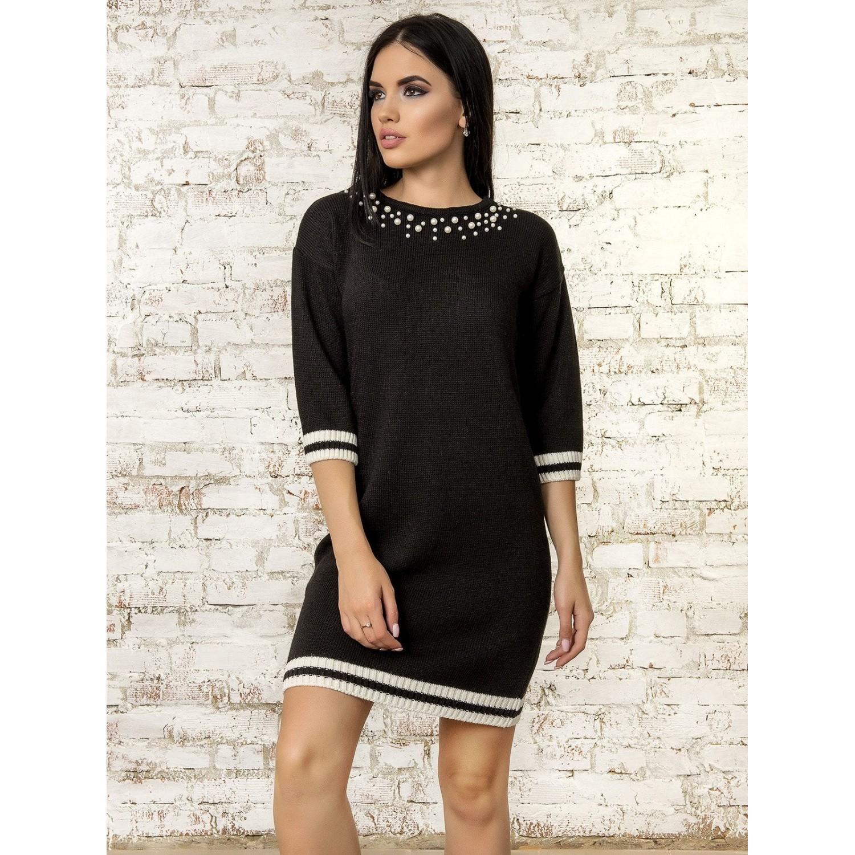 Платье70315(цвет Черный) PLV