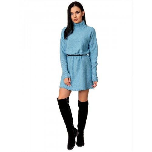 Платье70425(цвет Голубой)