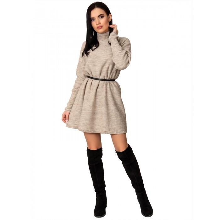 Платье 70425 (цвет Бежевый)