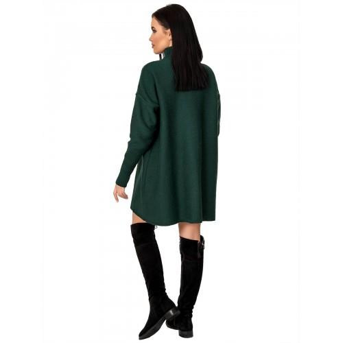 Платье70425(цвет Темный-Зеленый)