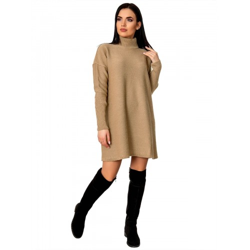 Платье70425(цвет Карамельный)