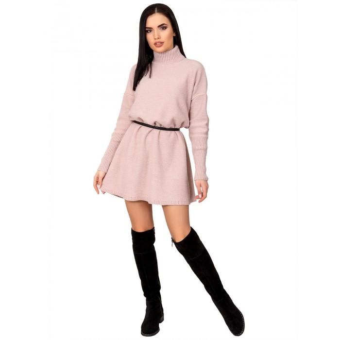 Платье70425(цвет Светлый-Пудровый)