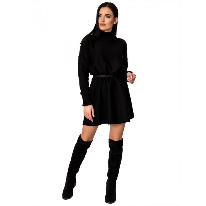 Платье70425(цвет Черный)
