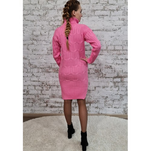 Платье 70551 цвет Розовый