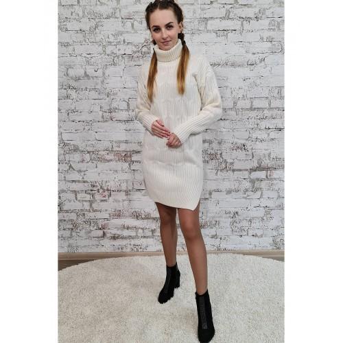 Платье 70551 цвет Белый