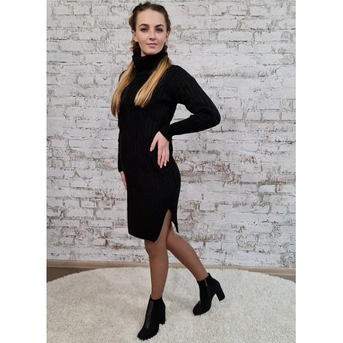 Платье 70551 цвет Черный