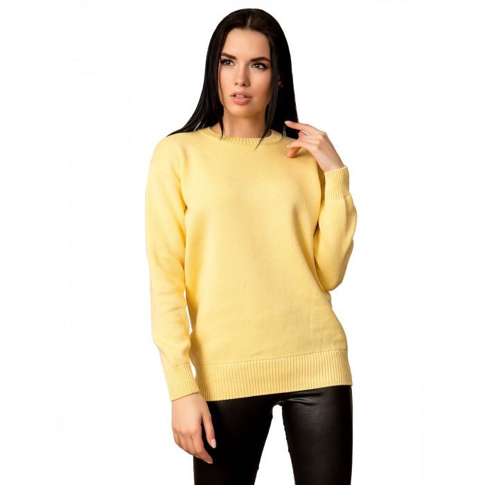 Свитер 12512 (цвет Желтый)