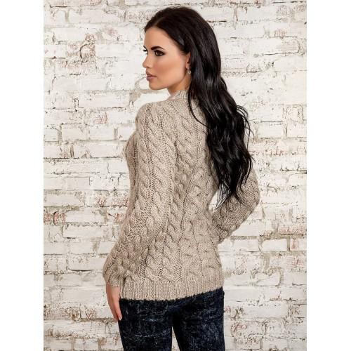 свитер30227(бежевый)